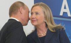 Foreign Policy: Трамп и Клинтон не имеют стратегии ведения дел с Путиным