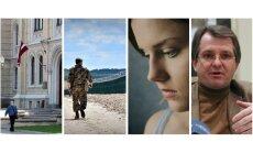 Augstskolās krīzes algas, top dzelzs priekškars, jaunā latviešu filma un 'tranzītkara' desmitgade