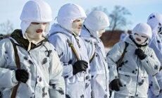 Krievija sāk militārās mācības Arktikā