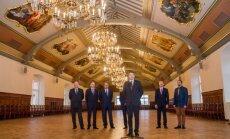 Prezidents jūlijā varētu sākt pārvākties uz Rīgas pili