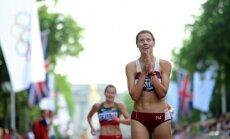 Сегодня в Рио выступят трое опытных олимпийцев Латвии — байдарочник и ходоки