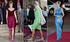 Золотые правила гардероба и самые яркие костюмы принцессы Дианы