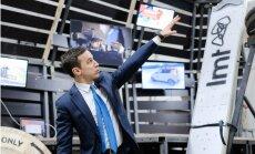 Foto: LMT stends prestižajā 'Mobile World Congress' izstādē līdzināsies garāžai