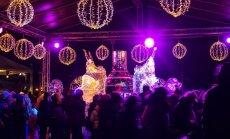 Jelgavā nedēļas nogalē notiks ledus skulptūru karnevāls