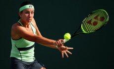 Севастова победила австралийку и вышла в четвертьфинал турнира в Чарльстоне