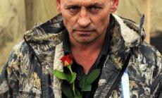 Foto: Ukrainas pilsētās turpinās mītiņi