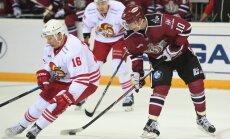 Rīgas 'Dinamo' zaudējumu sēriju pārtrauc ar skaistu uzvaru Helsinkos pār 'Jokerit'