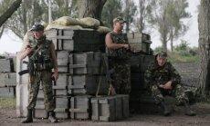Ukrainas robežas noslēgšanas operācija ir gandrīz pabeigta, paziņo Turčinovs