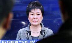 Конституционный суд Южной Кореи утвердил импичмент президента страны