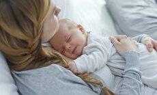 Diāna Zande: pēcdzemdību depresija nav slinkums vai izlaidība. Sievietes raud, vīrieši – baras