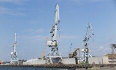 На развитие крупных портов Латвии выделят 87 млн евро