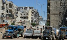 Врачи из Алеппо попросили Барака Обаму о помощи