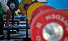 Tikai četri no 15 Pekinas olimpiādes medaļniekiem svarcelšanā ir tīri no dopinga
