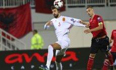 Albania Ansi Agolli, Spain Gerard Pique