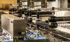 Investējot 1,6 miljonus eiro, 'Laima' sāk ražot jauna veida konfektes