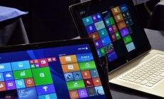 'Microsoft' atklāj jaunu operētājsistēmu – 'Windows 10'