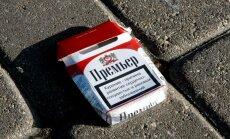 Kontrabandas cigarešu perēkļi arī Saldū un Kuldīgā