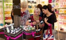'The Body Shop' īpašnieka apgrozījums Latvijā pirmajā ceturksnī sarūk par 5%