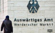 Kiberuzbrukums Vācijas valdības tīkliem turpinās