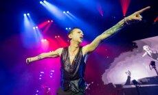 'Baltā apkaklīte' atvaļinājumā. Viestura Buivida 10 Top 10 – 'Depeche Mode'