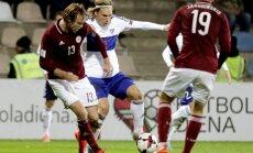 С футбольным визитом в Марбелью: сборная Латвии сыграет товарищеский матч в Испании
