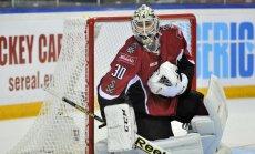 Latvijas hokeja izlase Beļavska debijas mačā tiekas ar Dāniju