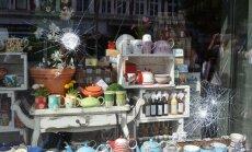 Hamburgas veikalnieki kompensācijās pēc grautiņiem pieprasa 18 miljonus eiro