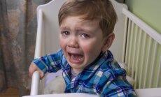 Mamma netiek galā ar trīsgadnieka niķiem un histērijām pirms miega