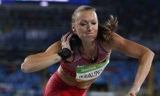 Ikauniece-Admidiņa labāko desmitniekā pēc četrām disciplīnām Rio spēlēs