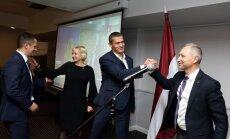 Partijas sāks apspriešanos par sadarbību pēc Saeimas vēlēšanām