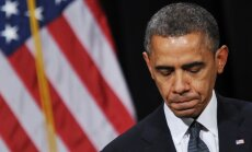 Vairākus Obamas apsargus nosūta mājās par pļēgurošanu Amsterdamā