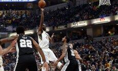 Bertānam pieticīgs spēles laiks 'Spurs' sāpīgā zaudējumā