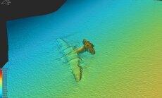 На дне Финского залива найден бомбардировщик времен Второй мировой