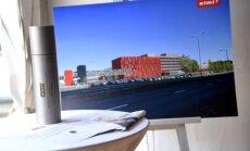 ФОТО: Rimi начинает строить гигантcкий центр логистики в Риге