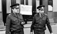 'Maizes pietiks 40 dienām' – ko augusta puča laikā rakstīja Latvijas prese