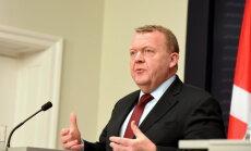 Mēs esam gatavi garantēt kaimiņu drošību, Rīgā sola Dānijas premjers