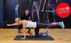 Veselības un spēka izaicinājums: vingrojumu komplekss iesācējiem
