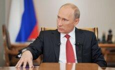 Putins ar dekrētu aizliedz protesta pasākumu rīkošanu Soču Olimpiādes laikā