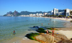 Iepazīstam olimpisko spēļu mājvietu Brazīliju: pludmale, kur radies bikini – Ipanema