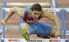 Krievijai trīs zelta medaļas Eiropas čempionāta trešajā dienā