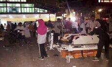 Zemestrīcē Indonēzijas Lombokas salā gājis bojā 91 cilvēks