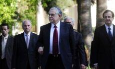 Jaunais Grieķijas premjers: valstij ir nepieciešama dalība eirozonā