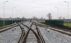 Oktobrī pieaudzis pa LDz infrastruktūru pārvadāto kravu apjoms