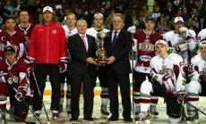 KHL atsakās no Cerības kausa aizvadīšanas