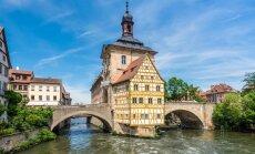 Piecas ļoti romantiskas Vācijas pilsētiņas, kurp pavasarī doties divatā