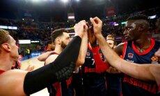 Timmam astoņi punkti 'Baskonia' uzvarā Eirolīgā