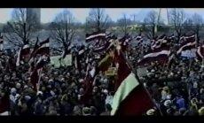 Video: 'Tauta lūdza Dievu...' – filmā 'Barikāžu stāsti' atmiņās gremdējas liecinieki