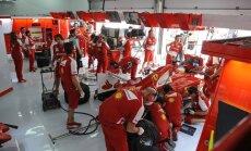 'Ferrari' var kļūt par F-1 līdzīpašniekiem
