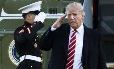 Tramps vēlas ievērojami palielināt ASV aizsardzības budžetu