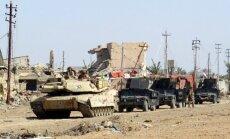 Irāka un ASV vadītā koalīcija gatavojas Mosulas ofensīvai; džihādisti pilsētā nogalina 300 cilvēkus